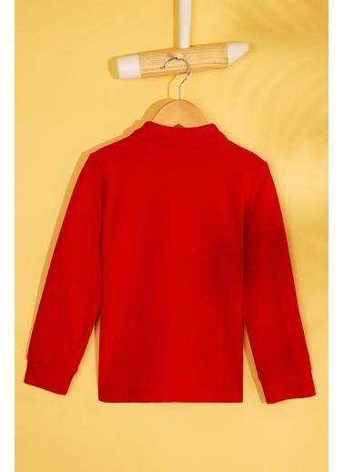 U.S. Polo Assn. Sweatshirt Kırmızı